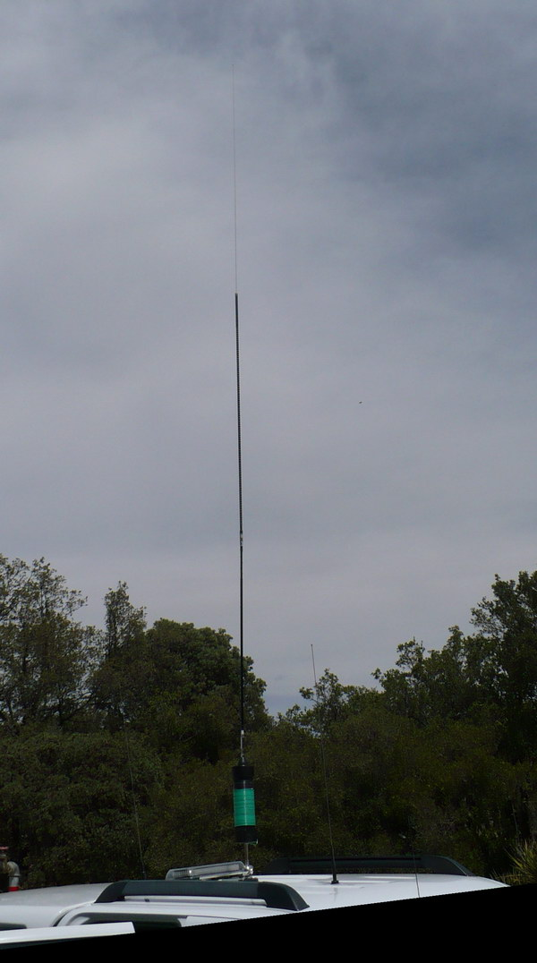 W6CAW 160 Meter Mobile